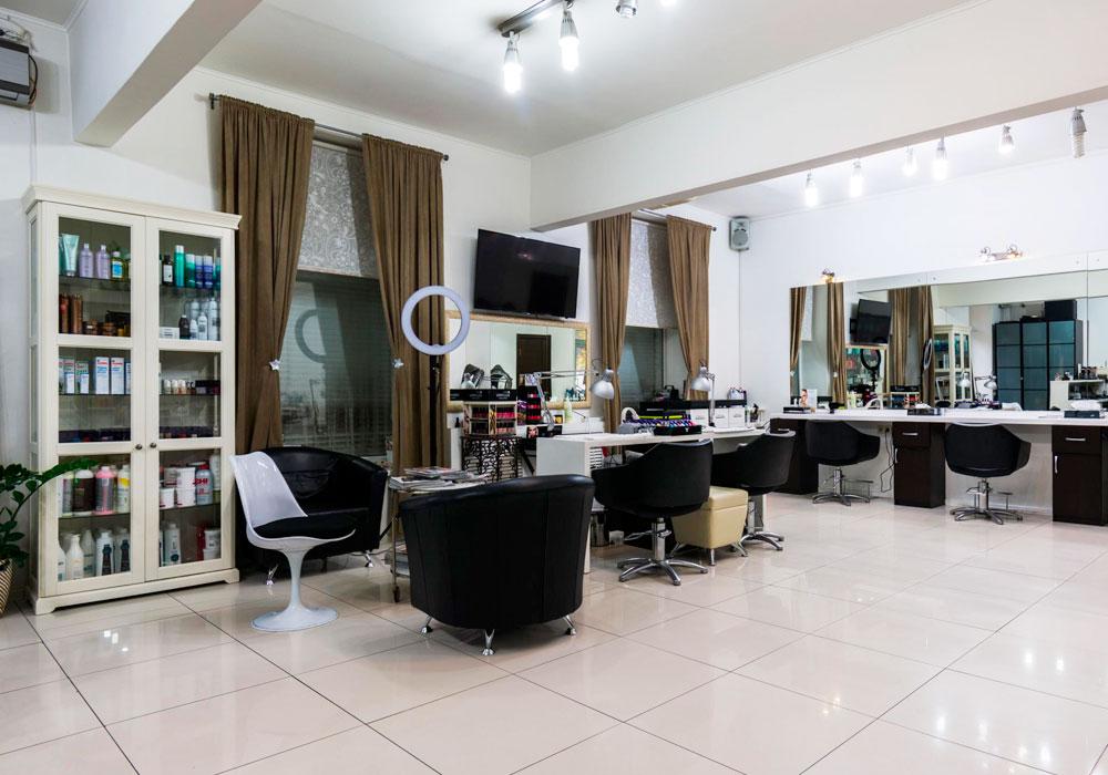 Варианты недорогого ремонта парикмахерской фото